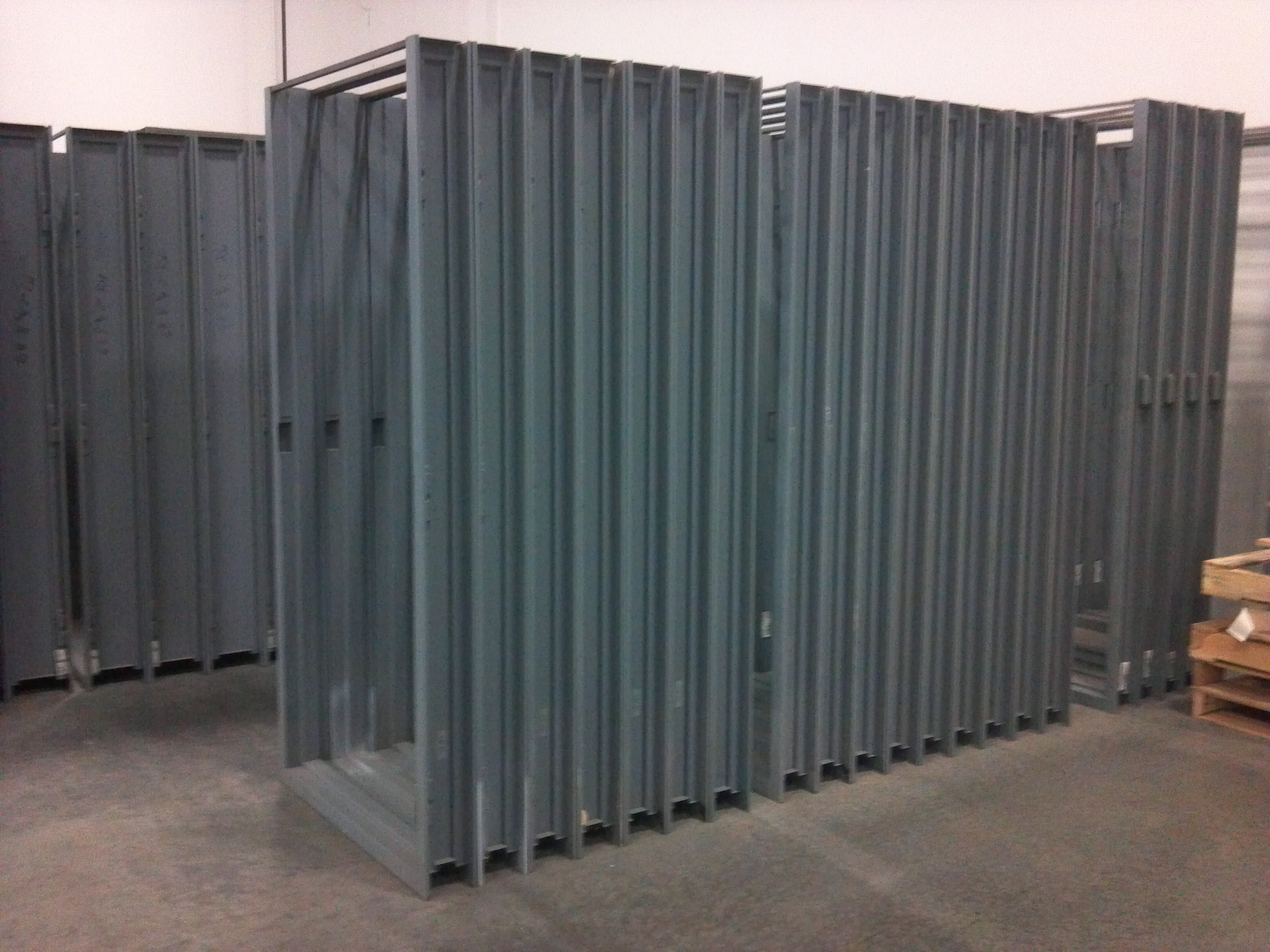 2448 #923E39 HOLLOW METAL DOORS AND FRAMES   DIVISION 8 image Curries Steel Doors 13333264